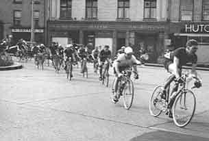 My father E Matchett took part in this race anyone know any of the others