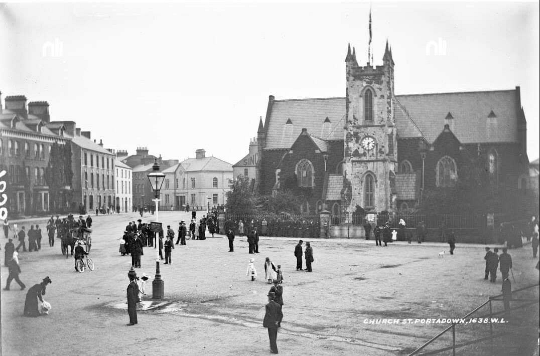 St Marks Portadown