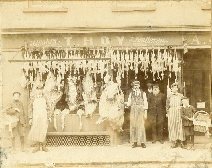 Hoys butchers